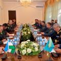Казахстан иУзбекистан приняли план военного сотрудничества