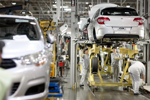 ВУзбекистане завод Peugeot-Citroen освободили отналогов на10лет