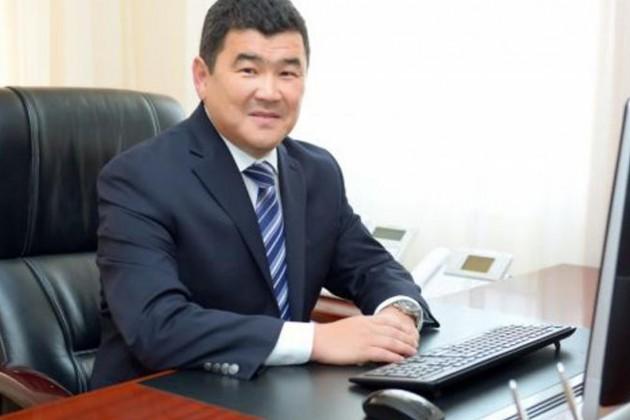 Освобожден отдолжности Посол Казахстана вТуркменистане