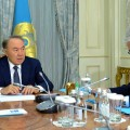 Президент поставил ряд задач перед Бейбутом Атамкуловым