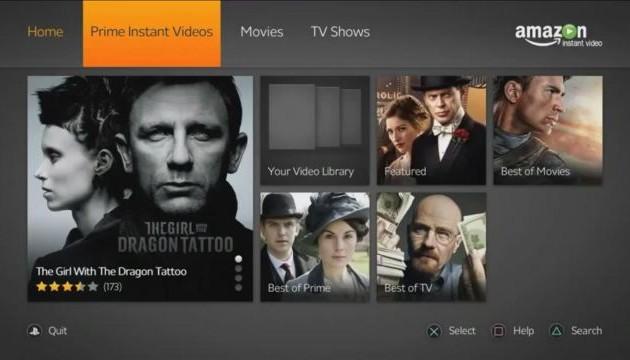 Amazon создает интернет-телевидение