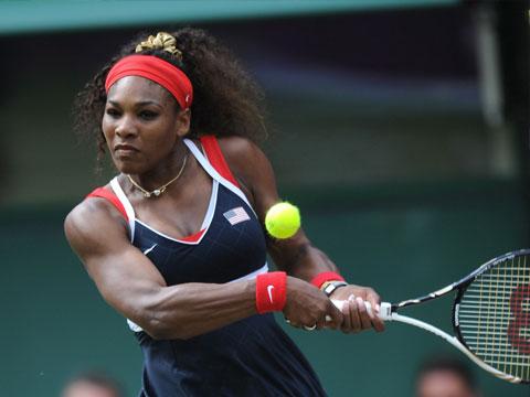 Серена Уильямс признана теннисисткой года по версии WTA