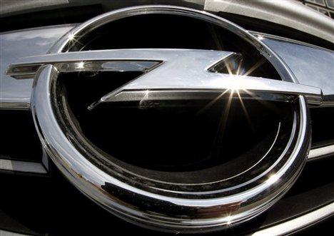 Немецкий Opel остановил работу на двух заводах