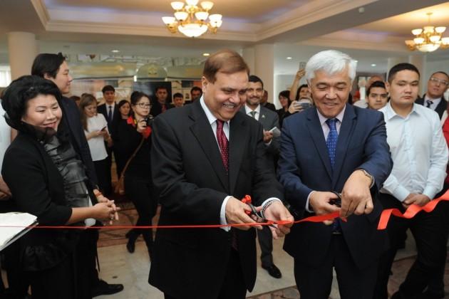 ВАлматы открылся Центр финансовой грамотности Bereke