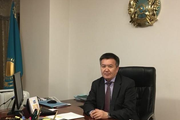 Бауржан Бекешев стал заместителем главы «Астана ЭКСПО-2017»