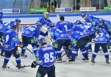 Перед хоккеистами «Барыса» погашены все задолженности