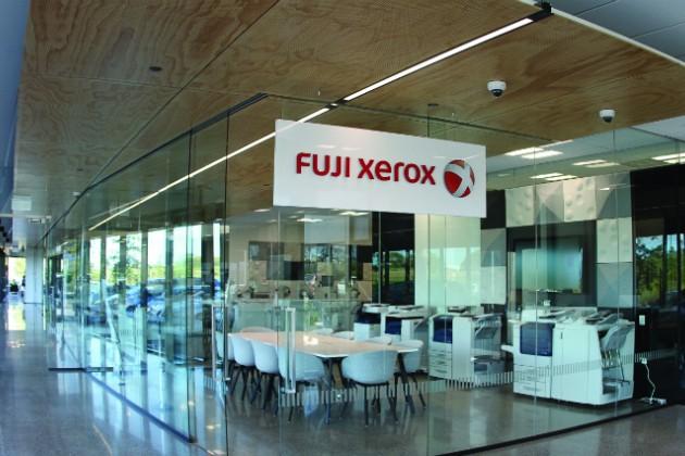 Xerox объявила осделке сFujifilm