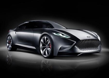 Концептуальный лик будущего Genesis Coupe