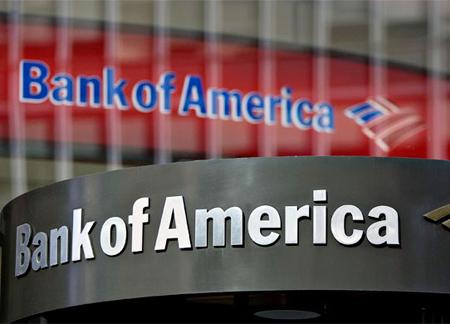 Bank of America уволит 16 тыс. сотрудников