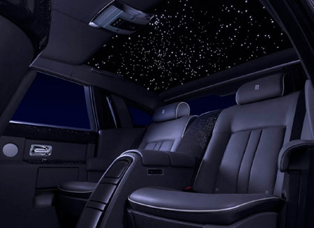 Звездное небо вместо новинок