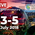 В столице стартовал Astana Finance Days