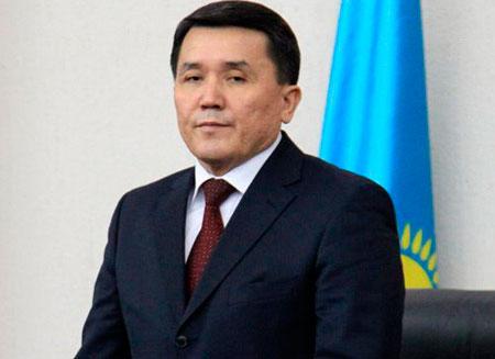 Аким Серик Таукебаев уволился из-за проблем со здоровьем