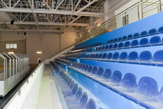 В Петропавловске в октябре откроется новый Дворец спорта