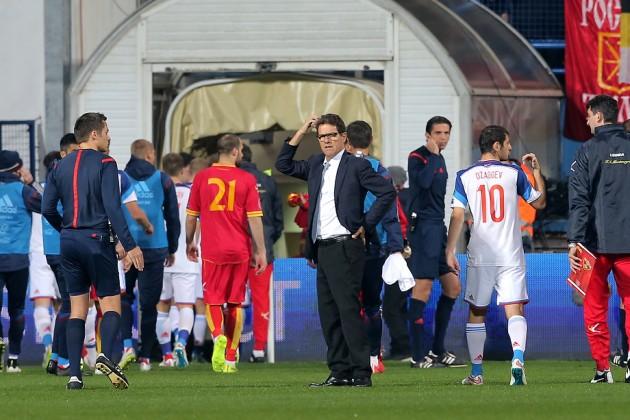 5-й тур отборочного цикла Euro-2016 стартовал со скандала