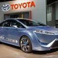 Toyota не отказывается от водородных авто