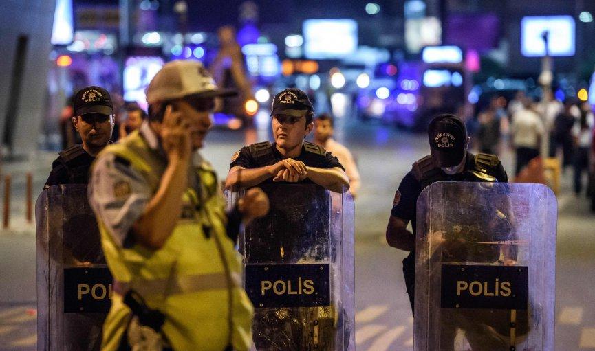 Граждан России нет среди погибших втеракте вСтамбуле