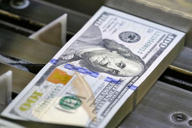 В ходе дневных торгов доллар достигал отметки в 272 тенге