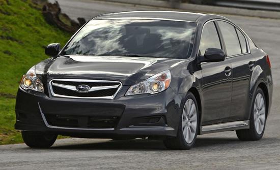 В США отзывают более 47 тыс. Subaru