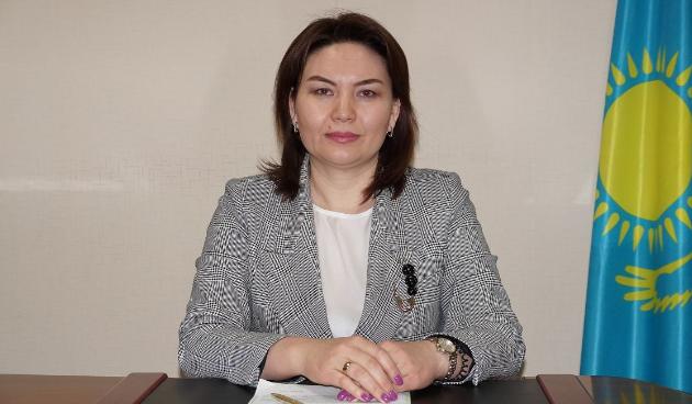 Ажар Каджибекова возглавила Комитет госинспекции вАПК