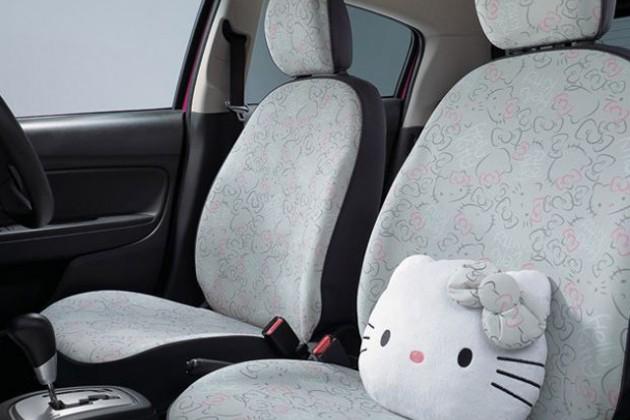 Спецверсия Hello Kitty
