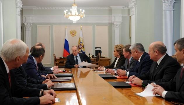 Россия вносит проект резолюции по Украине