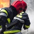 Скважина горит на месторождении Каламкас