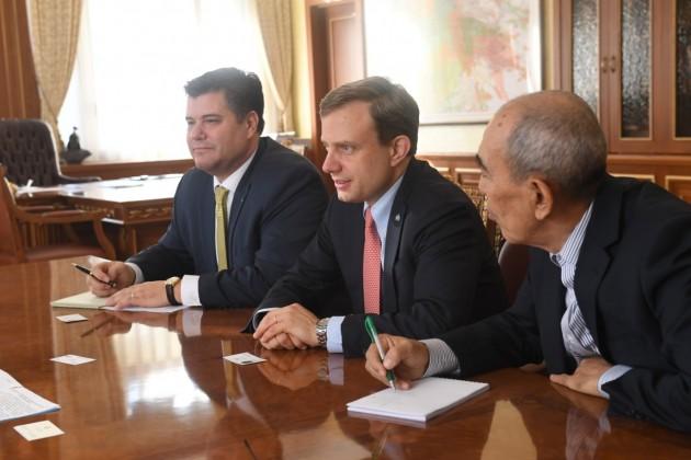 Генконсул США: Алматы— город, куда хочется возвращаться