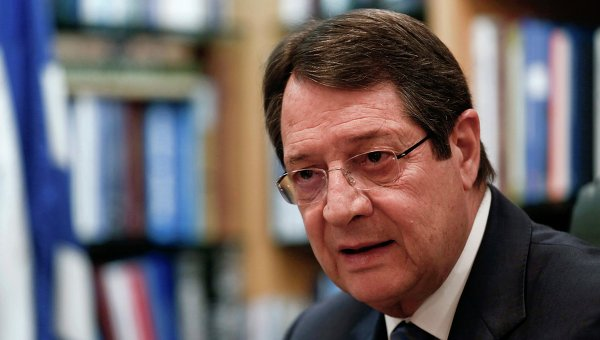Президент Кипра объявил план спасения экономики