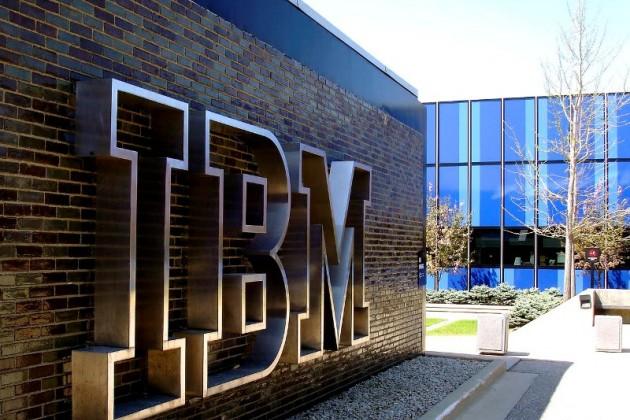 Акции IBM достигли исторического ценового максимума