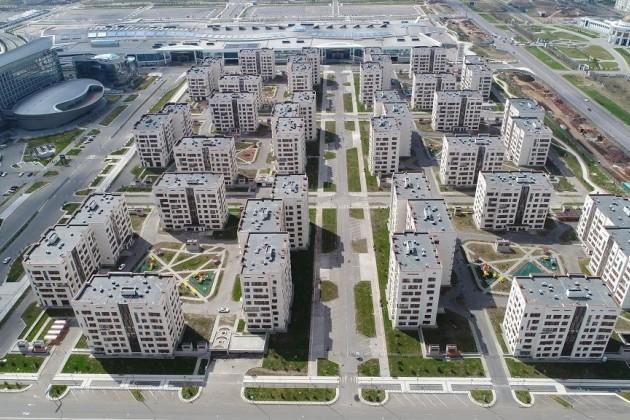 Квартиры в ЭКСПО-городке будут продаваться в рассрочку