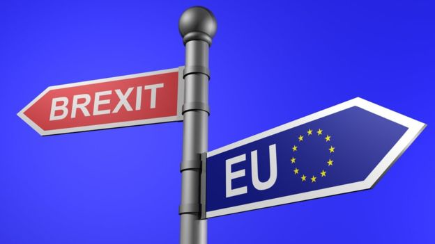 Парламент Великобритании опубликовал законопроект оBrexit