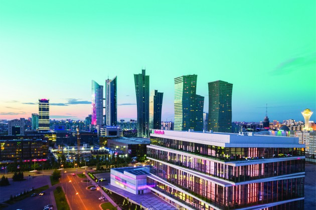 «Банком года вКазахстане» поверсии The Banker признан ForteBank