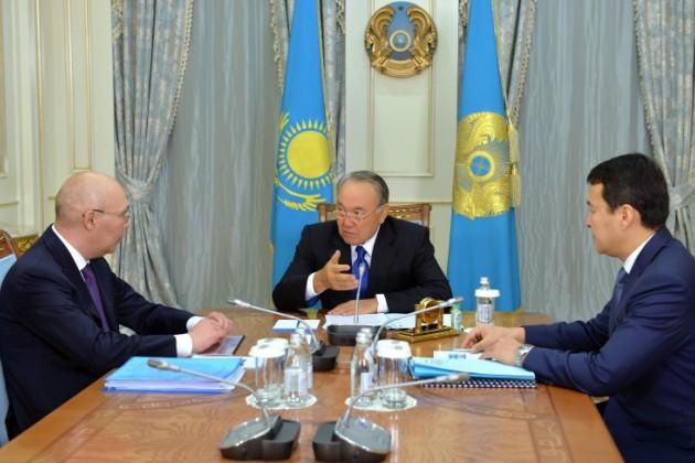 Международный финцентр Астана должен стать финансовым хабом ЕАЭС