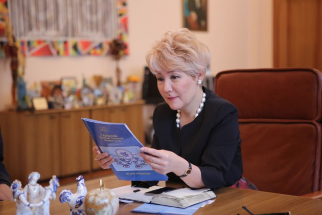 Бибигуль Нусипжанова освобождена отдолжности ректора КазНАИ