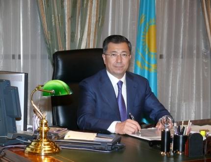 Акимом ЮКО назначен Жансеит Туймебаев