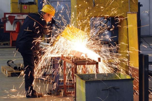 В Астане отмечен рост объема промышленной продукции