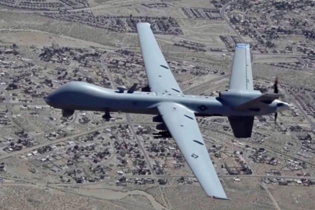Иран сбил военный беспилотник США