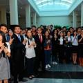 Будущее Казахстана за студентами столицы