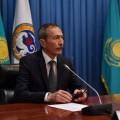 Серикбол Мусинов возглавил Управление здравоохранения Алматы