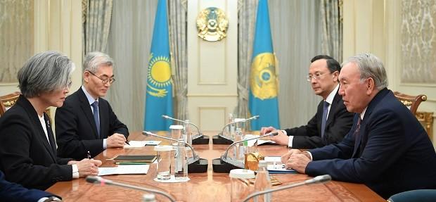 Казахстан иЮжная Корея будут развивать сотрудничество
