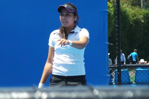 Зарина Дияс вышла в четвертьфинал турнира WTA в Малайзии