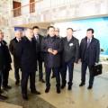 Премьер-министр ознакомился сходом реконструкции аэропорта Семея