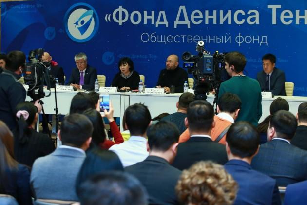 В 2019году вКазахстане планируют открыть академию фигурного катания