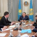 Казахстан надеется наподдержку Словакии