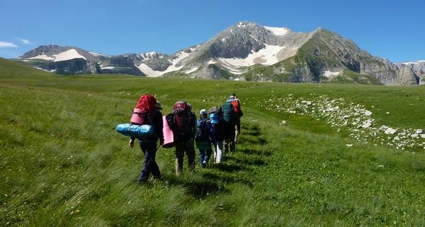 Для школьников истудентов организовали увлекательную экспедицию