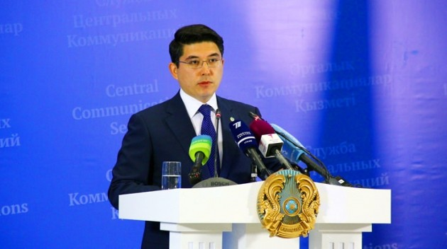 Послу Казахстана вПольше Алтаю Абибуллаеву грозит дисциплинарное взыскание