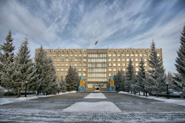 В Северо-Казахстанской области новый аким