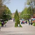 В Уральске приватизируют городской парк