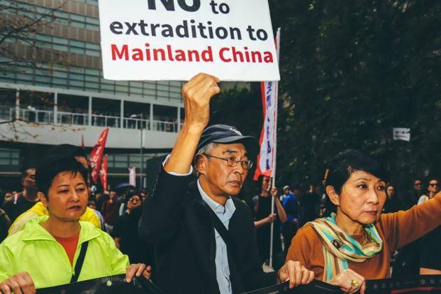 Власти Гонконга отложили рассмотрение закона об экстрадиции