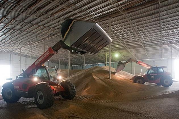 Аграрии вступают в Единый зерновой холдинг